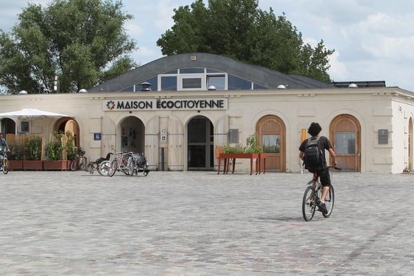 Maison Écocitoyenne de Bordeaux